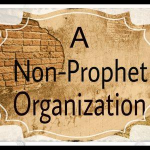 nonprophet